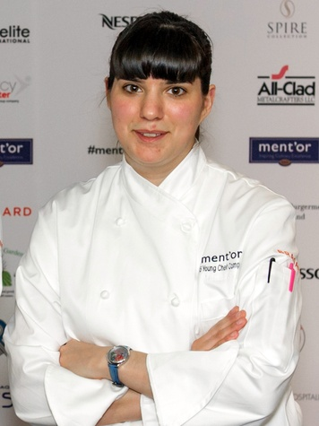 Houston, BKB Foundation Young Chef Competition, October 2015, Mara Serna