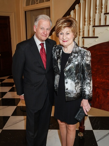 5 Harry and Cora Sue Mach at the Men of Distinction kick-off party February 2014