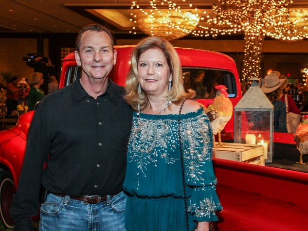 86 Michael and Lisa O'Leary at Camp for All Gala March 2014