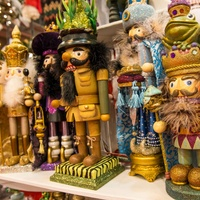 The 2016 Houston Ballet Nutcracker Market