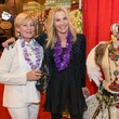 15 Karen Miller, left, and Candace Johnson at The Nutcracker Market preview party November 2014