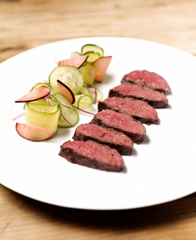 Springbok hanger steak