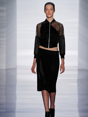 Fashion Week spring summer 2013 Vera Wang Look 5