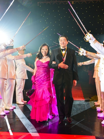 23 Miya Shay and Gene Wu at San Luis Salute March 2014