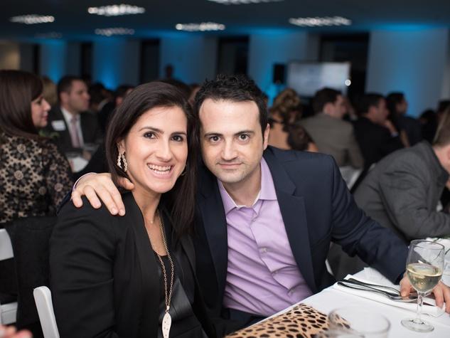 Lisa and Gilad Zadok
