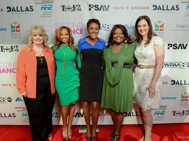 Marla Avery, LaToya Brown, Amy Munoz, Treasure You, Hyatt Regency
