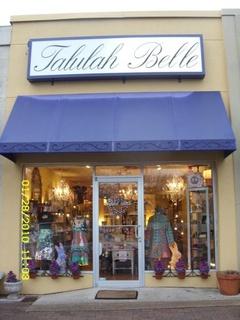 Talulah Belle storefront in Dallas