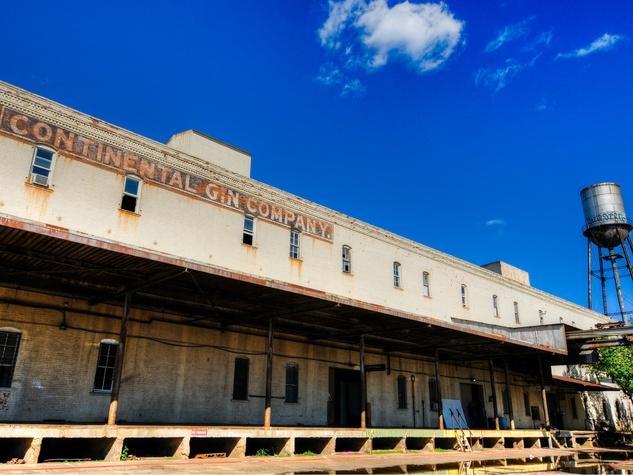 Continental Gin Building in Deep Ellum