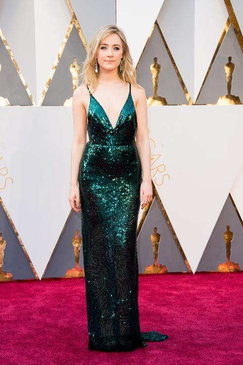 Saoirse Ronan at Oscars