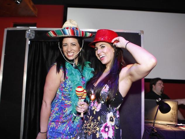 Friends of Depelchin Cinco de Mayo Friends of DePelchin Chairman Jessica Gonzalez and Friends of DePelchin Chair-Elect Anna Lyssa Cuevas