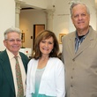 003 MBA Garden Groundbreaking Bob Hopkins, Janet & Dr. Val Robinson, museum of biblical art
