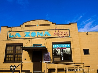 Austin Photo: Places_Music_La_Zona_Rosa_Exterior