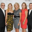 Mitchell Gold, from left, Kathy French, Susan Plank, Courtney Barta and Bob Williams at the Mitchell Gold + Bob Williams Houston grand opening celebration
