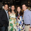 Gallery Furniture Chef Collection, April 2013, Himesh and Farrah Gandhi, Stephanie and David Crowl
