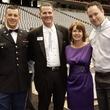 Impact a Hero Gala, Brady Boyd, Larry Boyd, Brenda Boyd, Ben Farr