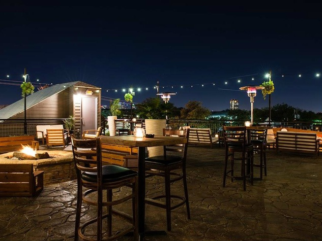 Image result for Park it on a patio in dallas