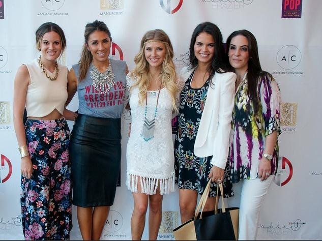 Shannon Yoachum, Tori Gonzales, AshLee Frazier, Thais Moses, Jessica Karasik, bachelor in paradise premiere