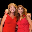 Montgomery County Go Red for Women 2015 Jill Barber and Dr. Sakina Davis