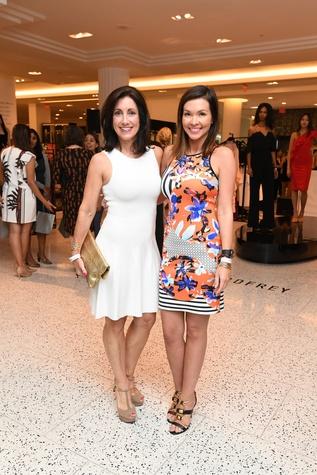 Women of Wardrobe, Aug. 2016, Leslie Wall Hassen, Jentry Kelley