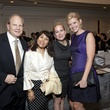 Charles Cowan, from left, Celia Wise, Genna Evans and Stephanie Sanders at the SIRE Under the Stars event April 2014