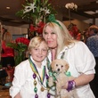 17 Brooks Milam Lara Bell-Milam with Breck at the Best Friends Brunch benefiting aniMeals on Wheels February 2015