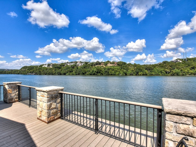 1430 Rockcliff Rd Austin house for sale dock