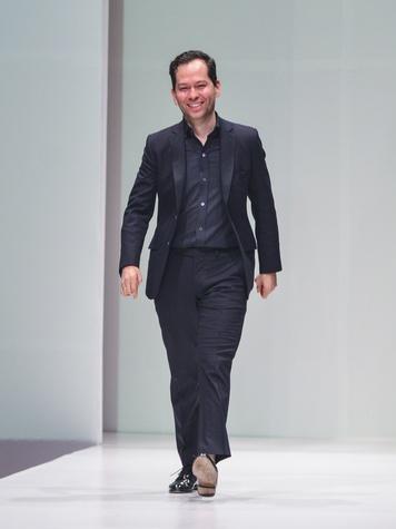 13 Rolando Santana designer Fashion Houston November 2013 Day 3