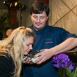 15 Erika Jeschke and Olivier Ciesielski at the Houston Truffle Chef of the Year Challenge January 2015