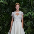 Naeem Khan Bridal Collection trunk show at Joan Pillow Bridal Salon April 2014 VENICE