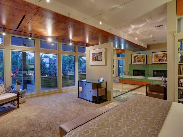 On the Market 2603 Hopkins St. September 2014 master bedroom 3 to deck