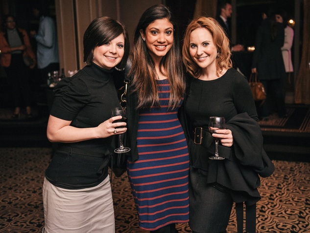 009, Mixers on the Map, Hotel ZaZa, January 2013, Lorna Welborn, Shabana Qureshi, Alison Stevens
