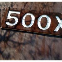 500x Gallery