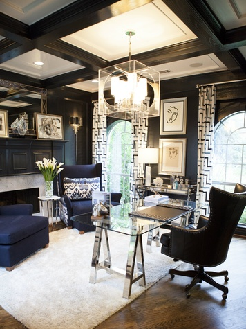 Shay Geyer's Dallas home