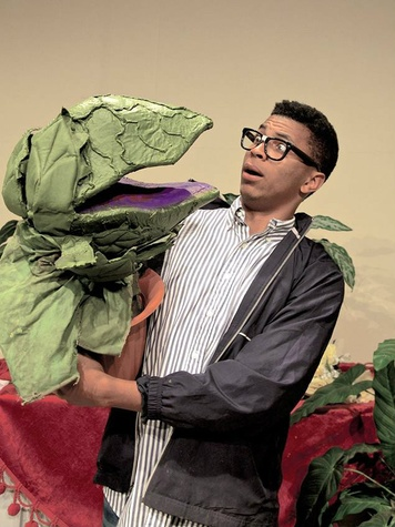 Little Shop of Horrors at Jubilee Theatre in Forth Worth