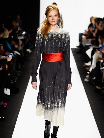 463506350 Clifford New York Fashion Week Fall 2015 February 2015 Carmen Marc Valvo