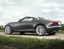 Kevin McCauley: Jaguar's long-awaited F-Type roadster is big on drama and performance