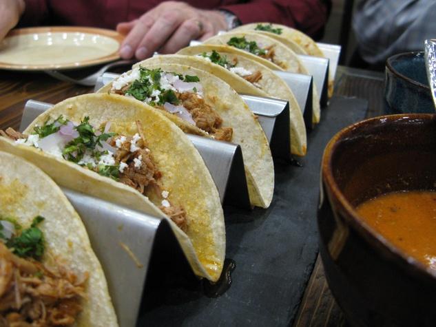 Sky Canyon tacos
