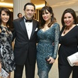 5 Diane Caplan, from left, Carlos and Karina Barbieri and Debbie Festari at the Dec My Room Fashion Show February 2014