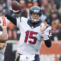 38 Texans vs. Browns first half November 2014 Ryan Mallett 15
