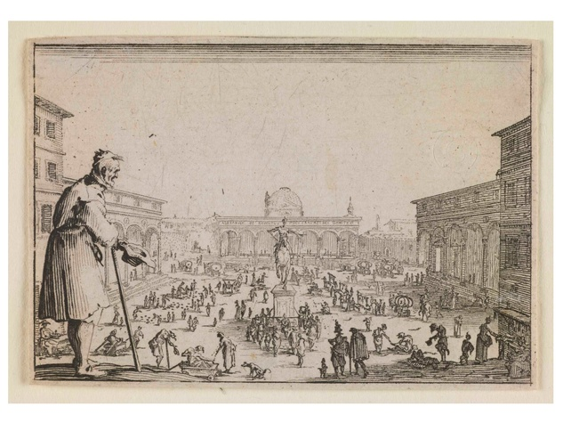 MFAH, Jacques Callot, February 2013, The Caprices