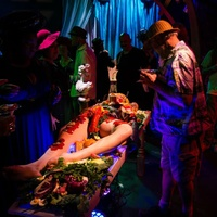 The VORTEX presents Erzsebet Bathori's Naked Feast