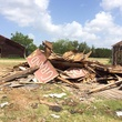 Bank ruins for Willie Nelson's ranch in Luck TX after storm