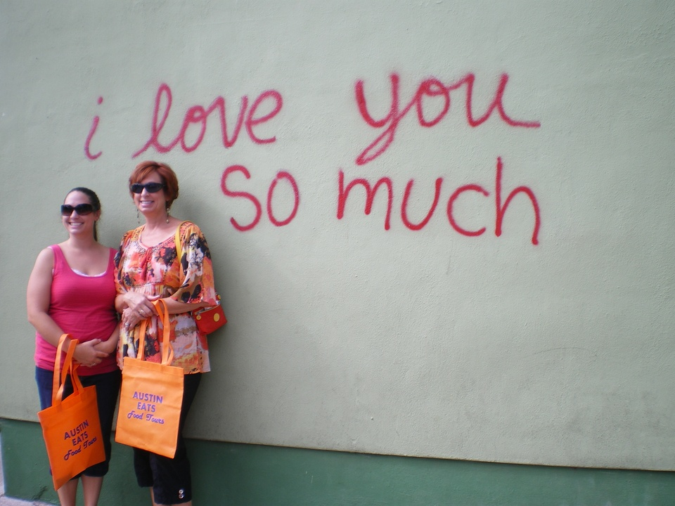 Austin photo: News_Mike_Austin Food Tour_Jo's Coffee
