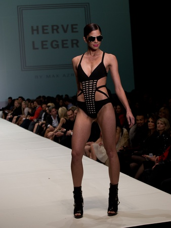 024, Fashion Houston, Herve Leger, November 2012