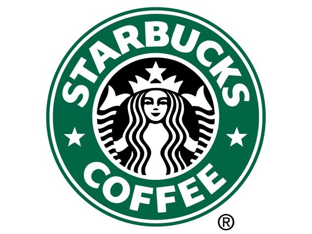 Starbucks, coffee, logo