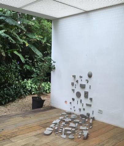 Ana Mazzei at SP Arte Brazil