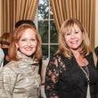 Carol Sawyer, left, and Cyndy Garza Roberts at Best Cellars September 2014