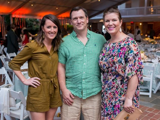 Root Ball, March 2016, Jessica Keener, Kyle Courville, Lauren Levicki Courville