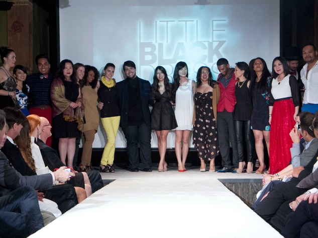mentors with students, lbd competition