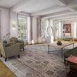 18 Gramercy Park, Leslie Alexander, NYC penthouse, living room rendering, October 2012